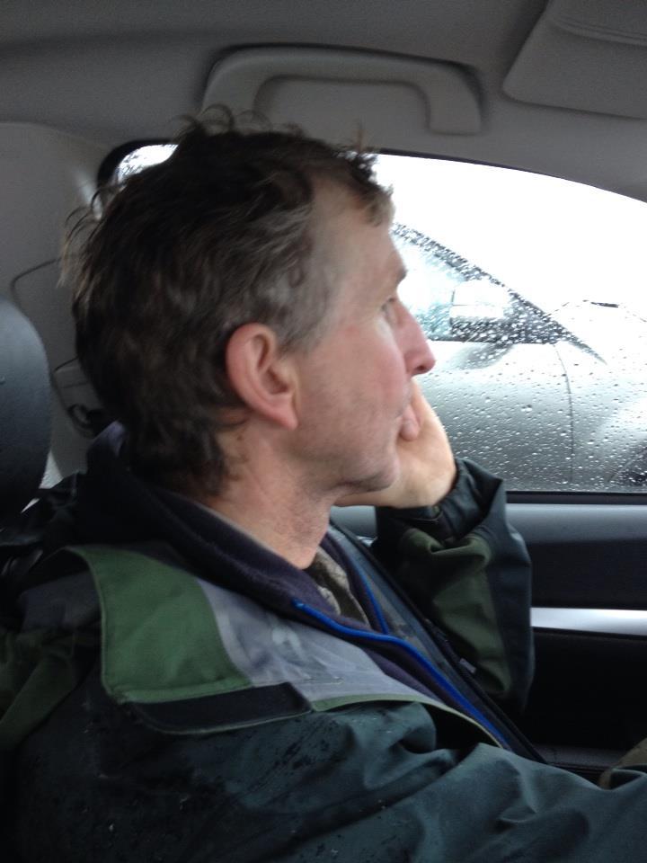 Gunnar Rørstad - Arnøyprøven 2014 i regn og storm!