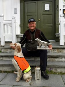 Stein Martinsen vant Sølvhunden på Kongsvold